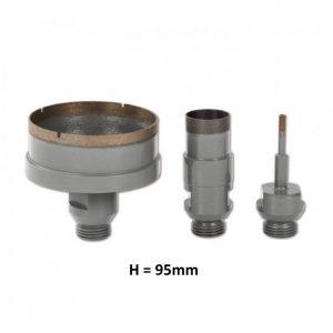 H95mm Bohrer