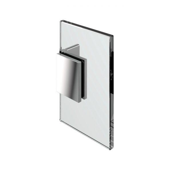 Glas Wand Flamea 8170